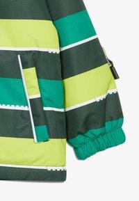 LEGO Wear - LWJULIO 708  - Kurtka snowboardowa - dark green - 3