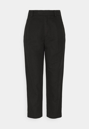 ALTA TROUSERS - Trousers - washed black