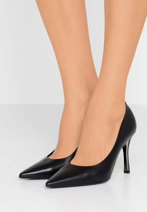 EVA DECOLLETE - High heels - onyx/rutenio