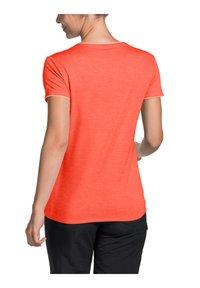 Vaude - ESSENTIAL  - Basic T-shirt - pink canary - 1
