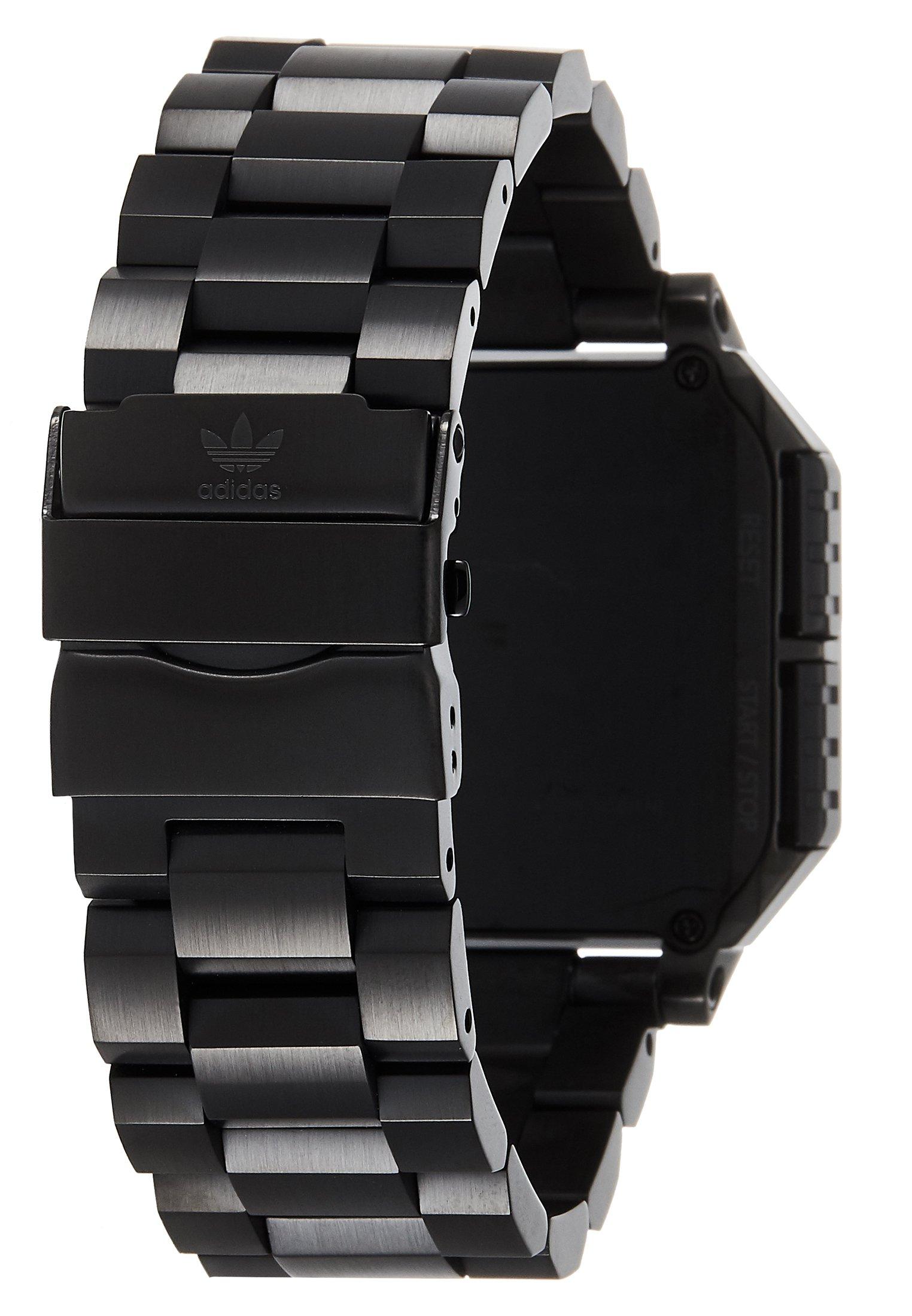 adidas Originals ARCHIVE MR2 - Montre à affichage digital - all black