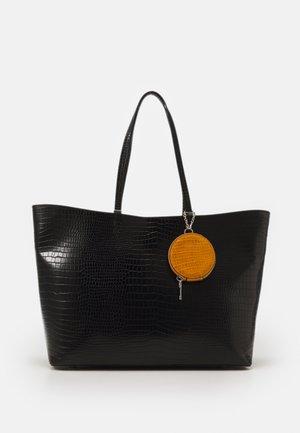 LOKKEN SET - Tote bag - black