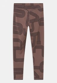ONLY Play - TRAIN GIRLS - Medias - deep taupe/black - 1