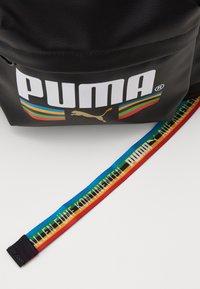 Puma - ORIGINALS BACKPACK - Rucksack - black - 3