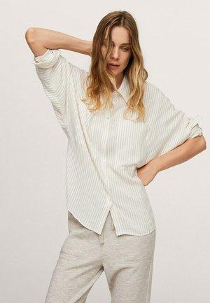Pitkähihainen paita - blanc cassé