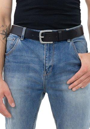 HELGE - Belt business - schwarz