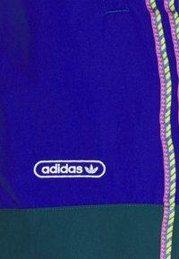 adidas Originals - TAPED UNISEX - Shorts - team royal blue - 6