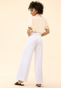 ORSAY - Trousers - weiß - 1