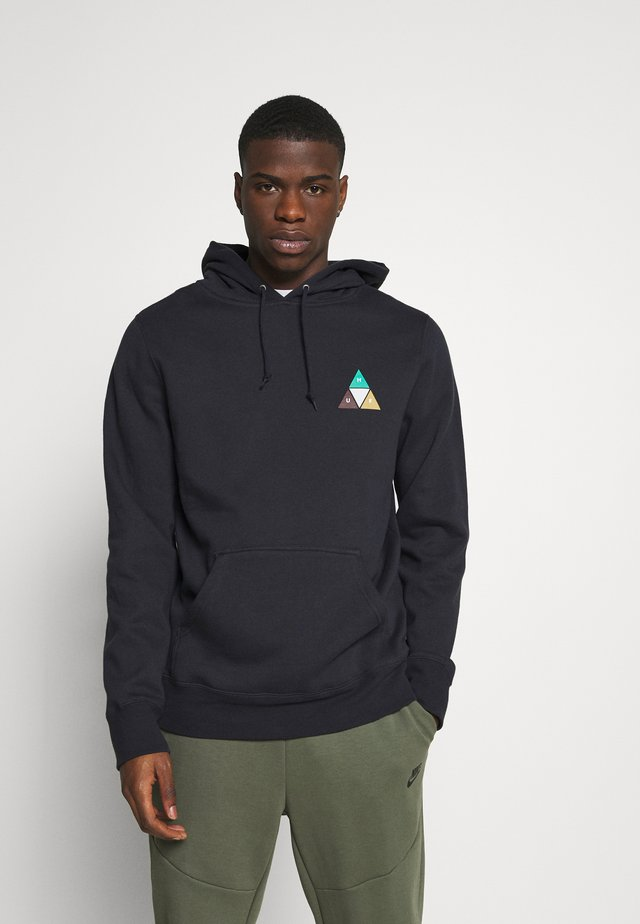 PRISM TRAIL HOODIE - Mikina skapucí - french navy