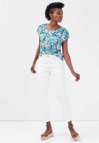 Cache Cache - T-shirt print - blanc - 1
