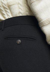 Les Deux - COMO SUIT PANTS - Suit trousers - dark navy - 4