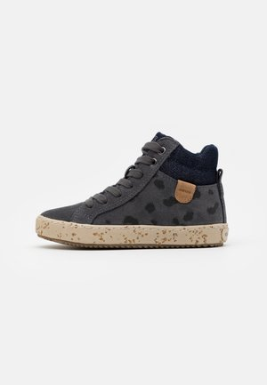 KALISPERA GIRL - High-top trainers - dark grey