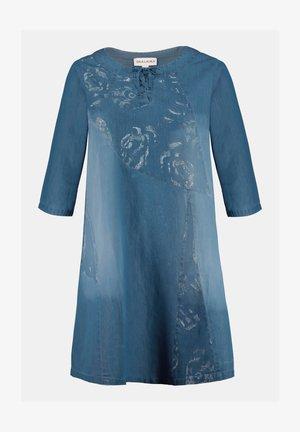 Farkkumekko - kornblumenblau