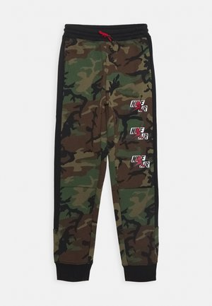 JUMPMAN CLASSICS CAMO PANT - Club wear - multi coloured