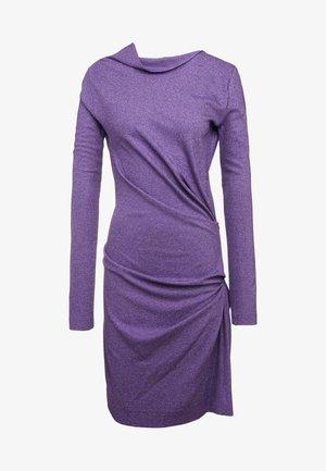 MINI TAXA DRESS - Cocktail dress / Party dress - lilac
