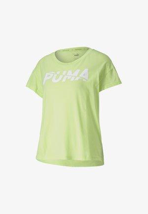 MODERN GRAPHIC  - Print T-shirt - sharp green