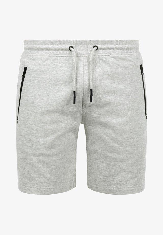 SWEATSHORTS TARAS - Shorts - light grey