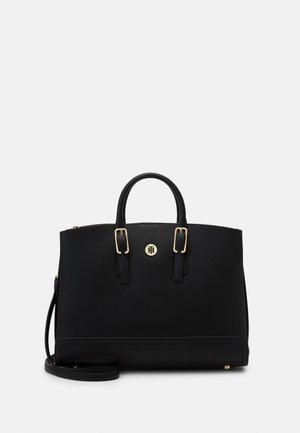 HONEY WORKBAG - Kabelka - black