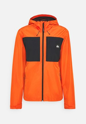 LIZARD HEAD - Outdoor jacket - burnt ochre