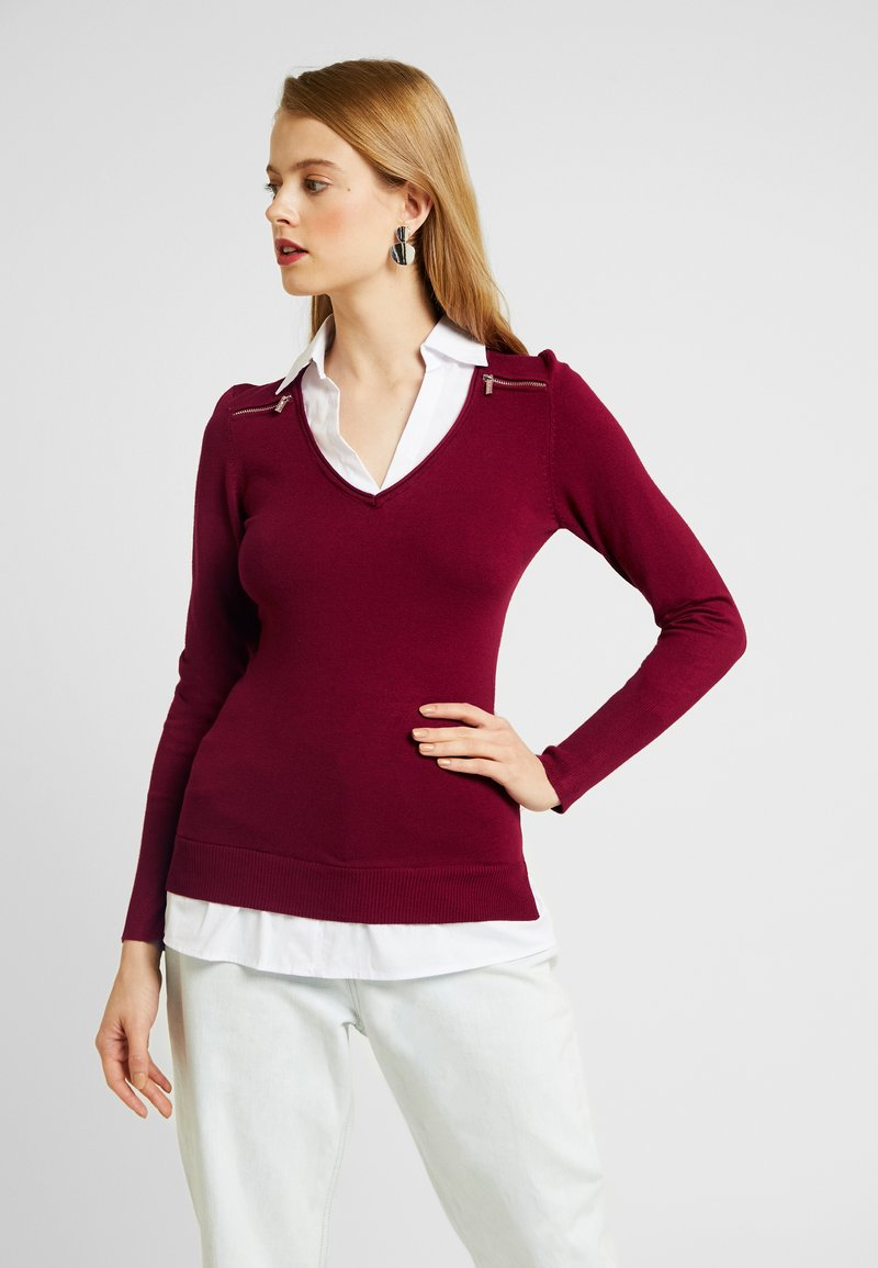 Morgan - MYLORD - Pullover - bordeaux