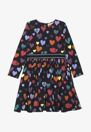 CHRISTIN - Sukienka letnia - black/multi-coloured