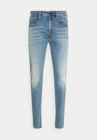 Replay - BRONNY X LITE - Slim fit jeans - medium blue - 4