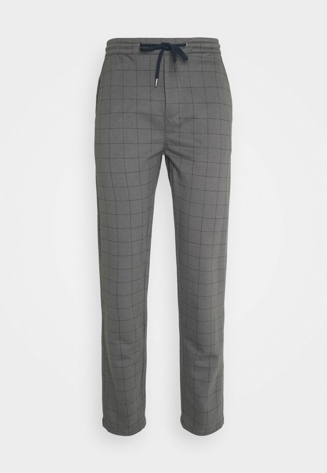 CLUB PANTS - Pantalones - grey