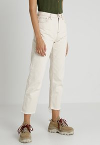 BDG Urban Outfitters - PAX - Džíny Straight Fit - ivory - 0