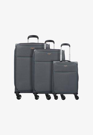 XLIGHT - Set de valises - steel grey