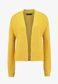 Vero Moda - VMNO NAME NO EDGE  - Kofta - amber gold - 4