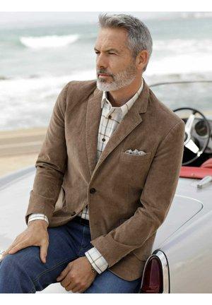 CORDSAKKO - Blazer jacket - beige