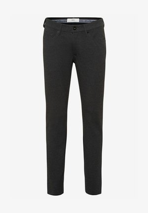 STYLE CHRIS - Trousers - black