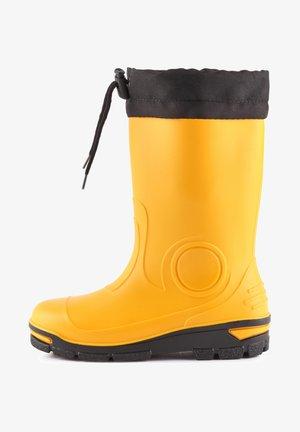Snowboots  - yellow/black