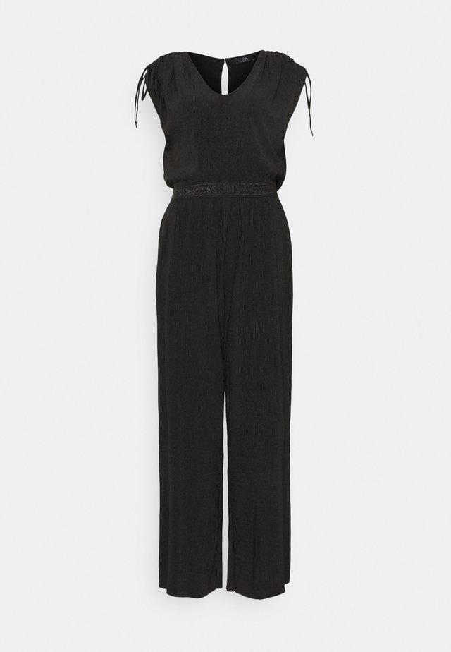 NAE - Overall / Jumpsuit /Buksedragter - black