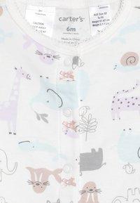 Carter's - INTERLOCK BABY - Pyjama - off-white - 2