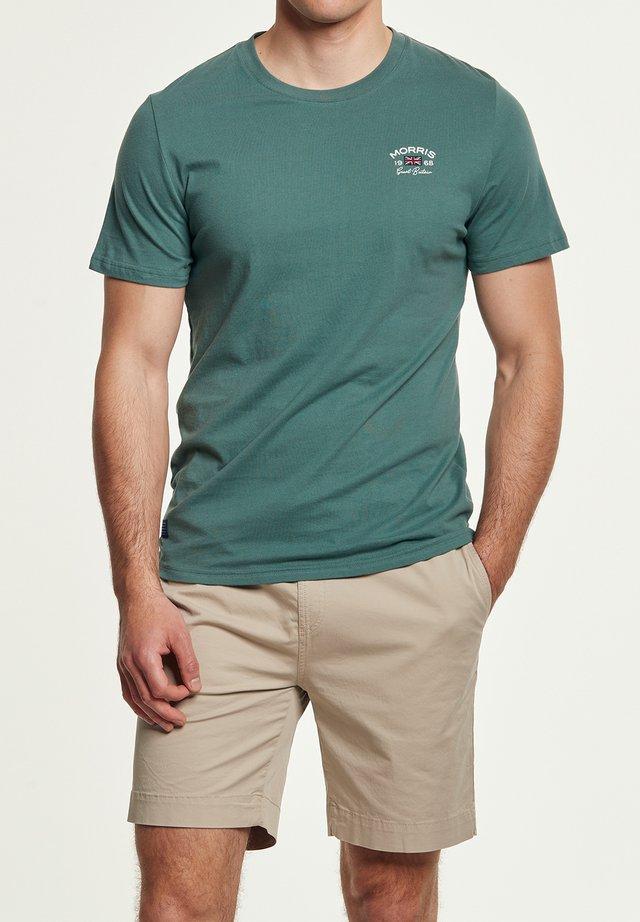 LÉONCE TEE - T-shirt med print - green