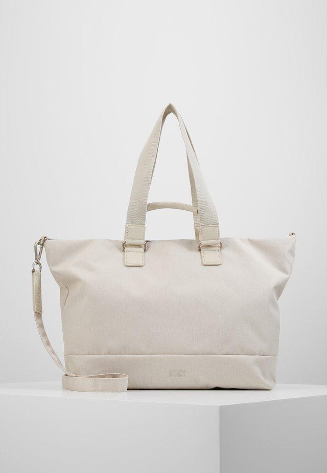 SHOPPER - Tote bag - offwhite