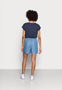 Esprit - Shorts - blue medium wash - 2