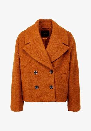 Summer jacket - pumpkin spice