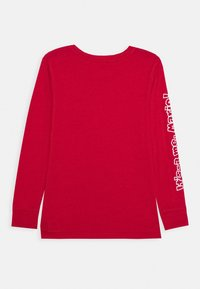 Levi's® - IT'S A ME MARIO  - Longsleeve - gym red - 1