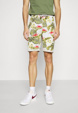FLOWERS - Shorts - offwhite