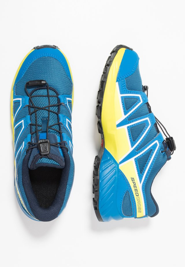 SPEEDCROSS - Trail running shoes - poseidon/sky diver/sulphur spring
