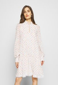 See by Chloé - Day dress - multicolor/white - 0