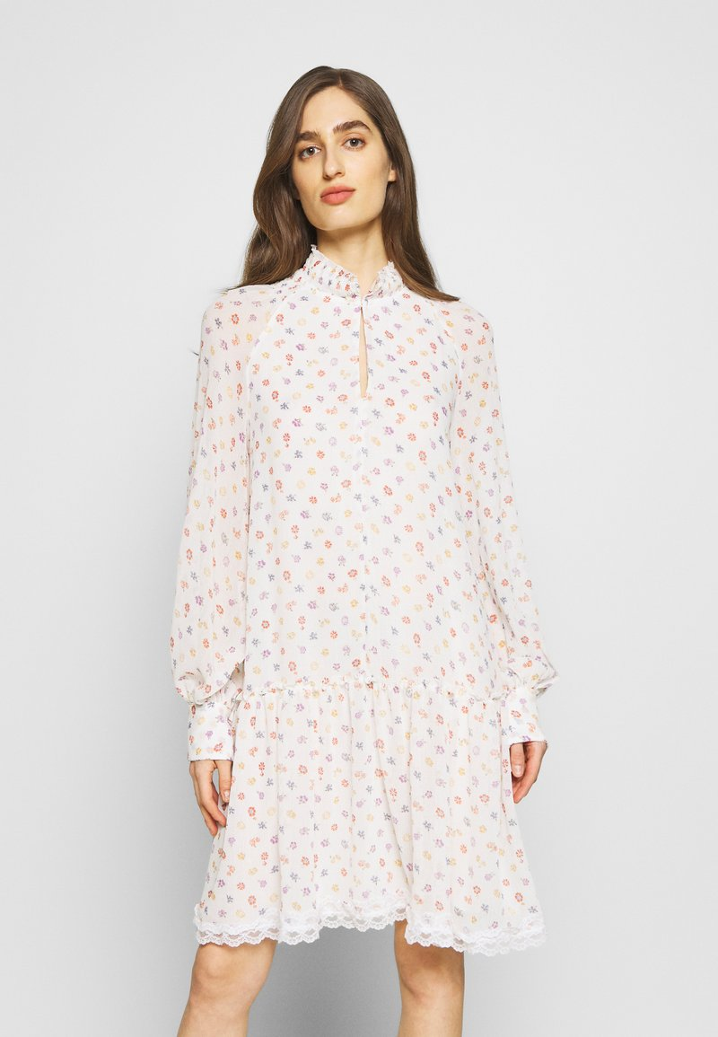 See by Chloé - Day dress - multicolor/white