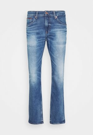 SCANTON SLIM - Džíny Slim Fit - light-blue denim