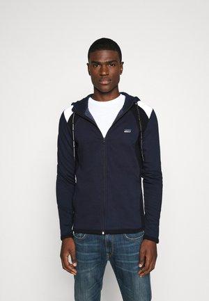 JCONOLAN - Zip-up hoodie - navy