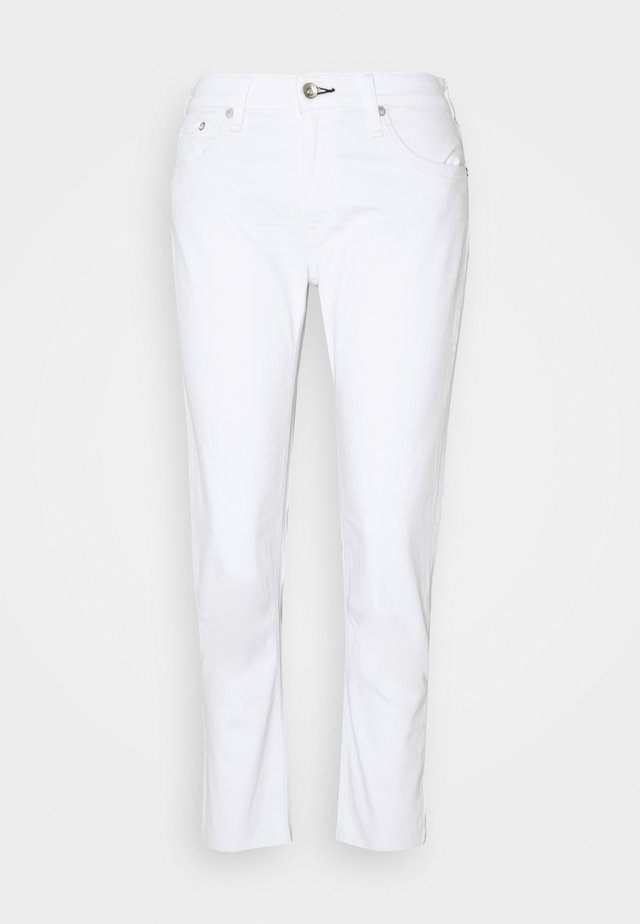 DRE - Relaxed fit jeans - white