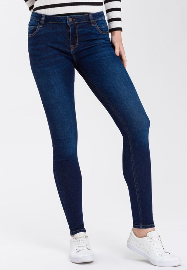 PAGE - Jeans Skinny Fit - dark-blue