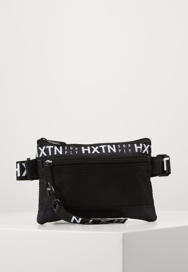 PRIME DELUXE CROSSBODY - Across body bag - black