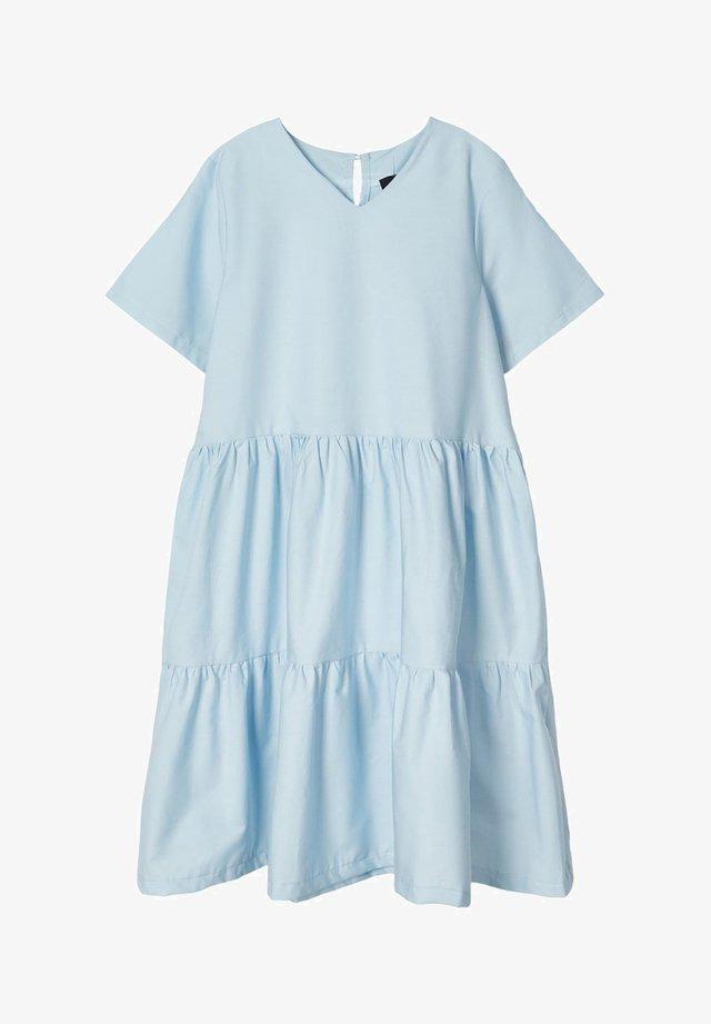 Day dress - dream blue